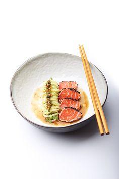 I Love Food, Good Food, Yummy Food, Yummy Lunch, Asian Recipes, Gourmet Recipes, Healthy Recipes, Bon Ap, Luxury Food