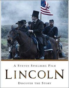 Lincoln: A Steven Spielberg Film  Discover the Story for iPad