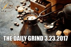 THE DAILY GRIND: Thursday, March 23, 2017 - The Daily Grind brings together a variety of news, blogs, and thoughts on coffee into one daily resource.