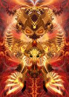 Visionary art by todorwarp
