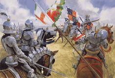 The last charge of Richard III