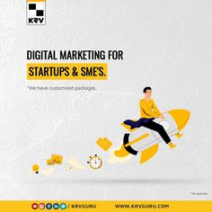 We understand the importance of #marketing for a #startup & even for #SME, Because working on a stiff budget and still you have to do marketing so as to reach the market & your target audience. In this pandemic situation even it is more difficult to spend. But, we at @krvguru have customized packages as per your need & budget. We go through your requirement, work on it & then we craft a customized package tailored for your need which will help you to give the required results… Top Digital Marketing Companies, Target Audience, Seo Services, Budgeting, Hyderabad, Craft, India, Goa India, Creative Crafts
