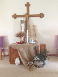 Lent 2014 @ Pinedale Community UCC, Pinedale, WY 1 of 3