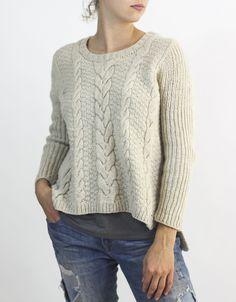 Nieve sweater pattern $8