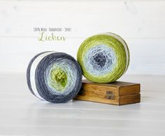 PRODUCT DESCRIPTION: Beautiful Yarns by FREIA FIBERS • Material: 100% Wool • Color: Lichen • Knitting Weight: Sport • Yardage: 217yds (Approx.