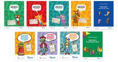 Cuadernos de actividades Uruguay - * Blog Educación Primaria * Blog, Curriculum Design, Primary Education, Read And Write, Uruguay, Notebooks