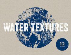 Water Textures  12 Designs