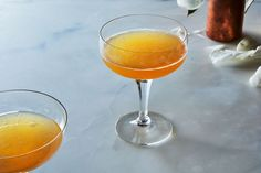 #food An Ancient Elixir Finds Its Way into This Tart, Herby Cocktail #foodie