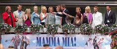 Streep with her fellow cast and all four members of ABBA at the Swedish premiere of Mamma Mia! in July 2008                 Meryl Streep - Wikipedia, the free encyclopedia