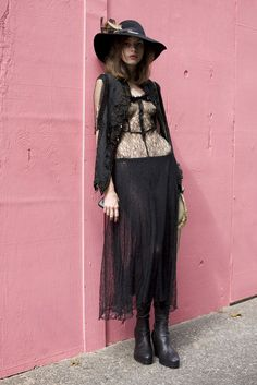 Charlotte Kemp Muhl - Bohemian, Boho Chic And Hippie Fashion
