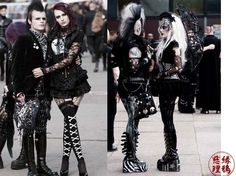 Meanwhile in Germany.. WAVE GOTIK TREFFEN