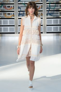 Chanel. Spring summer2017/ready-to-wear/Paris.