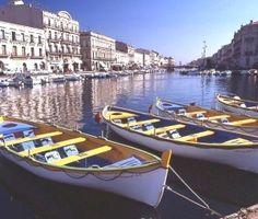 Sète Old Port ©Haywood