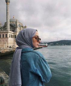 Hijab Style Dress, Modest Fashion Hijab, Street Hijab Fashion, Casual Hijab Outfit, Hijab Chic, Muslim Fashion, Hijabi Girl, Girl Hijab, Hijabs