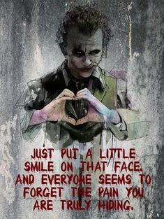 Most memorable quotes from Joker, a movie based on film. Find important Joker Quotes from film. Joker Quotes about who is the joker and why batman kill joker. Joker Qoutes, Joker Frases, Best Joker Quotes, Badass Quotes, Movie Quotes, Life Quotes, Trauma Quotes, Mental Health Facts, Heath Ledger Joker