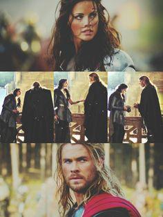 Sif x Thor