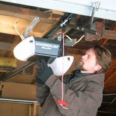buying and installing the best garage door opener brands - Chamberlain Garage Door Opener Installation