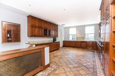 Top of the market:It has been put up for rent through Rescorp Residential for £6,950 per ...