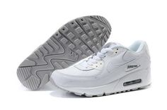 low priced 20725 71a6f Nike Air Max 90 Womenss Shoes Wholesale White Wholesale