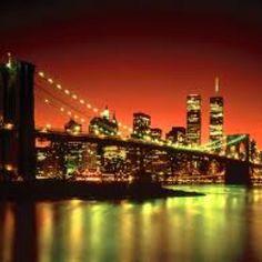 NY di notte