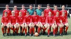 The season was Liverpool's season of football since they were established. Squad Photos, Team Photos, Liverpool Fc Team, Ray Clemence, Bristol Rovers, This Is Anfield, European Soccer, West Brom, Burnley