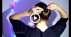 Gibson Tuck / Edwardian Frisur - New Sites Cute Girls Hairstyles, Braided Hairstyles Updo, Diy Hairstyles, Wedding Hairstyles, Gibson Roll, Gibson Tuck, Spring Twist Hair, Hairdo For Long Hair, Edwardian Hairstyles