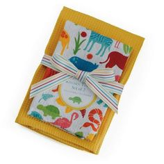 Zoo Dishtowels
