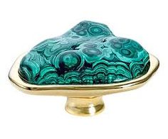 things made out of malachite - Google Search
