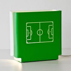 Für Fussballfans ! Eine Design Lampe!