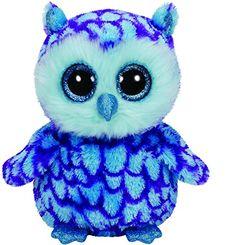 Ty Beanie Boos Oscar - Blue Owl TY Beanie Boos http://www.amazon.com/dp/B00S4RM1XK/ref=cm_sw_r_pi_dp_P2o8ub1KTXKQF