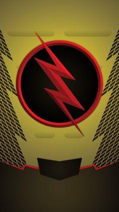 Reverse Flash Phone Background by UrLogicFails Flash Wallpaper, Iphone Wallpaper, Art Flash, Eobard Thawne, Reverse Flash, Comic Villains, Geek Out, Nerd, Art Logo
