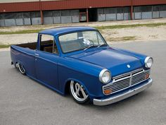 to cool...  datsun 620 pickup