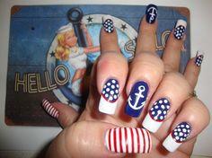 Sailor Pin Up Girl
