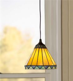 Main image for Tiffany-Style Stained Glass Pendant Light Stained Glass Lighting, Glass Pendent Lights, Stained Glass, Stained Glass Lamps, Glass Lighting, Glass Lamp, Light, Stained Glass Pendant Light, Lamp Light