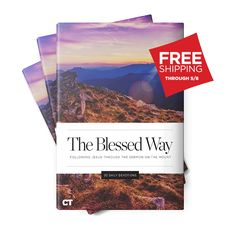 The Blessed Way devotional book featuring a devo by Joni Eareckson Tada Recommended Books, Daily Devotional, 30 Day, Book Recommendations, Beautiful Words, Christianity, Insight, Encouragement, Blessed