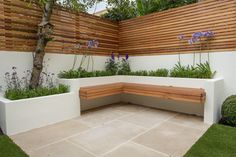 transform new build garden - Google Search