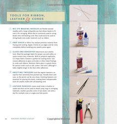 Bohemian-Inspired Jewelry: 50 Designs Using Leather, Ribbon, and Cords: Lorelei Eurto, Erin Siegel: 9781596684980: Amazon.com: Books