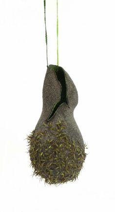 """Susanne Holzinger for """"suspended in green"""""""