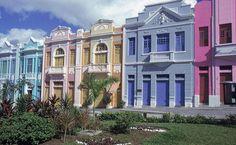 Centro Histórico de João Pessoa (PB)