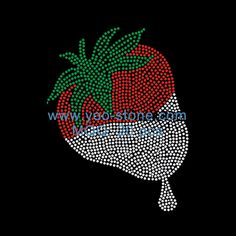 Strawberry Iron On Transfers For Clothing