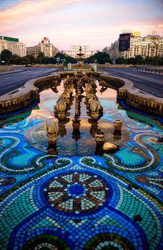 #Bucharest, #Romania || #Beautiful #places