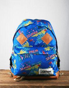 EASTPAK PADDED PAK'R - MIAMI NICE Backpacks, Nice, Bags, Collection, Handbags, Dime Bags, Women's Backpack, Lv Bags, Purses