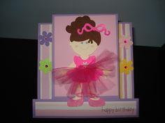 Ballerina Card -JP