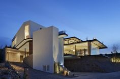Acill Atem House; San Luis Potosi, Mexico