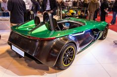 4 Cars That Stole Autosport International 2014 (list)