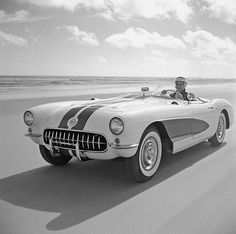 One Fast Lady - Betty Skelton and the 1956 Corvette