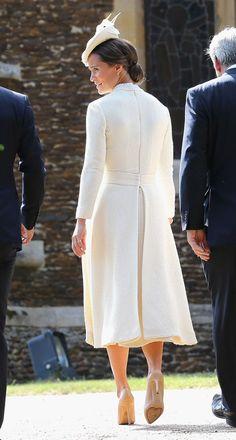 Tutte le volte che Pippa Middleton ha indossato un abito che sembrava da sposa