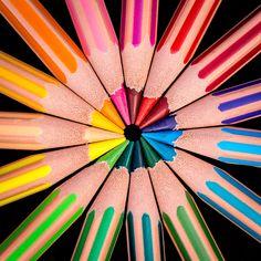 30 Fabulous Photos of Pencils ... creatively amazing ... by darren rowse via digital-photography-school