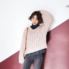 Your attitude adjustment in sweater form.