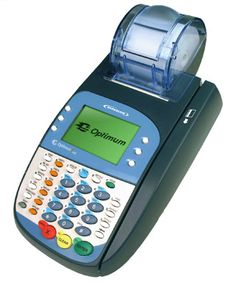 Hypercom Optimum T4100 Credit Card Terminal at Harbortouchfinancial.com Merchant Account Agreement Required Call 1-800-201-0461 ext. 559